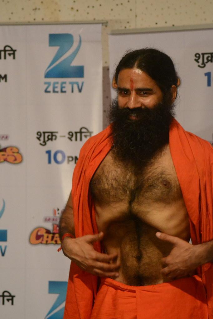 A Wonder Man Called Baba Ramdev