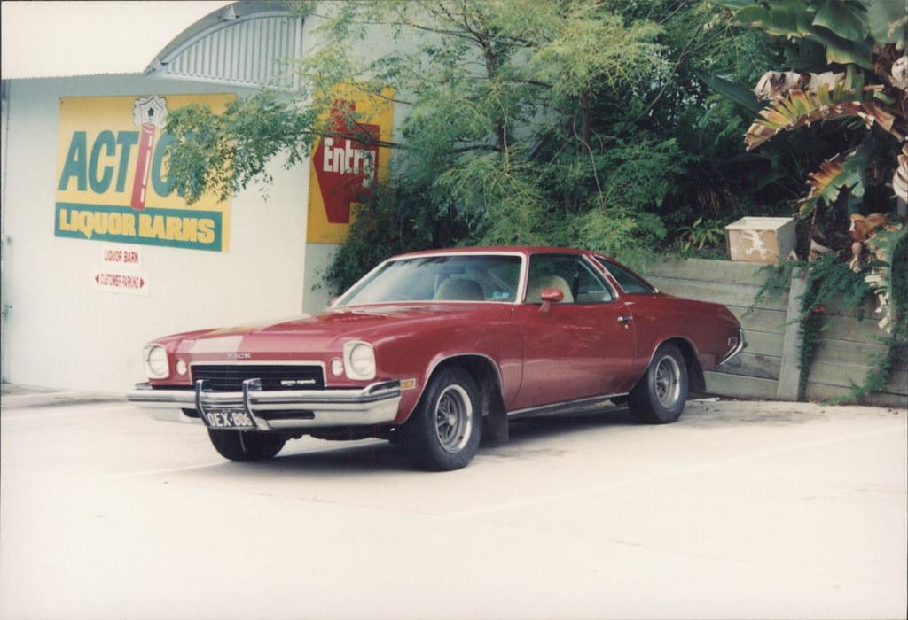 1973 Buick Century Gran Sport Roadside Sighting