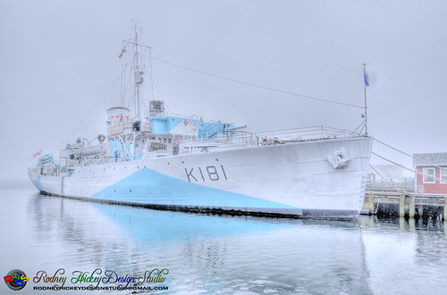 HMCS Sackville K181 | by Rodney Hickey Photography