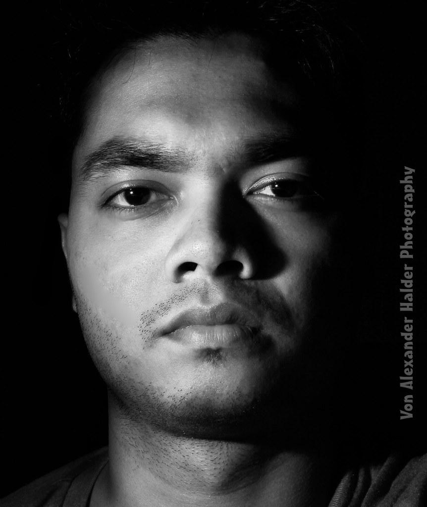 High contrast black and white by bonechx14