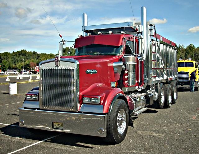 Kenworth Dump Trucks