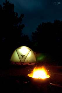 64/365 - Camping Nights | by aithom2