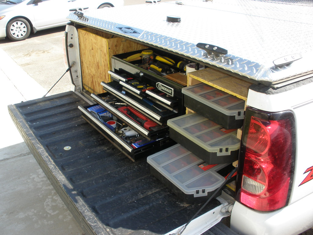 Diy Bed Storage Platform