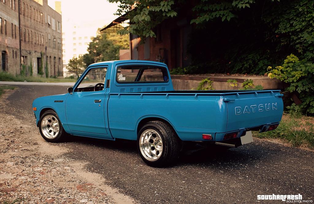 Juan\'s Datsun 620 | www.soulsticephotography.net/blog | SOUTHRNFRESH ...
