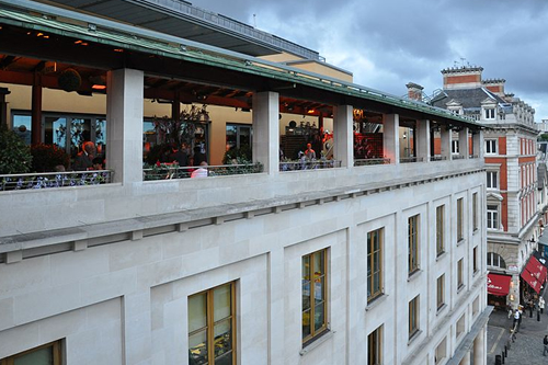 Amphitheatre Terrace © ROH 2011 | by Royal Opera House Covent Garden