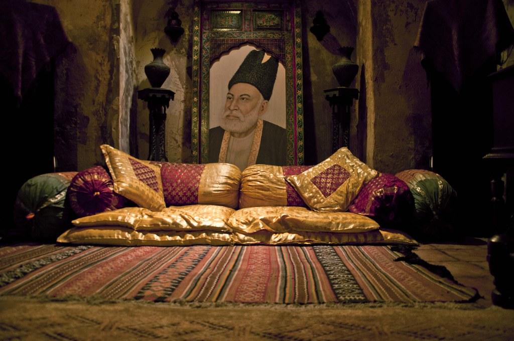 Haveli Barood Khana | A room in the basement which has music ...