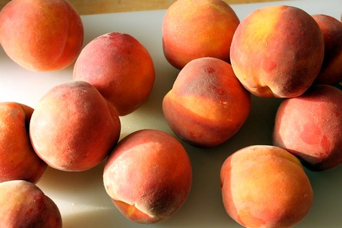 beautiful peaches! | by Kim | Affairs of Living