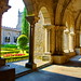 Tui, Galice, Espagne, Cathédrale, Catedral de Santa Maria de Tui 37, le cloître