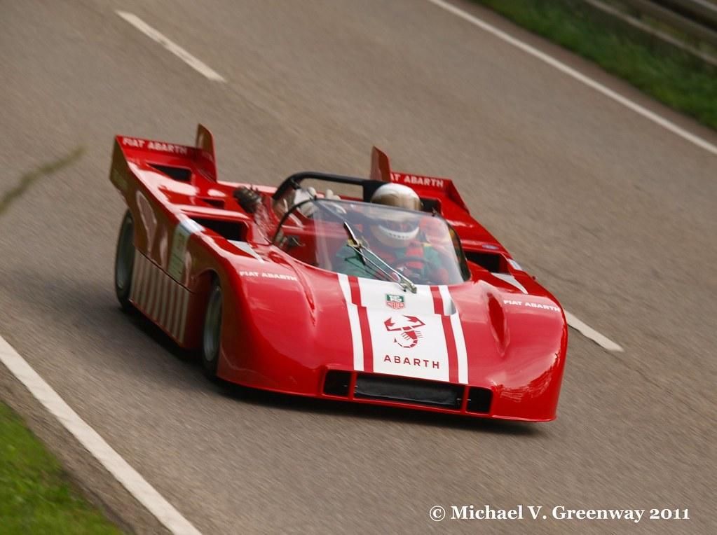 Abarth 3000 Sp P7238208 Robert Fehlmann Michael