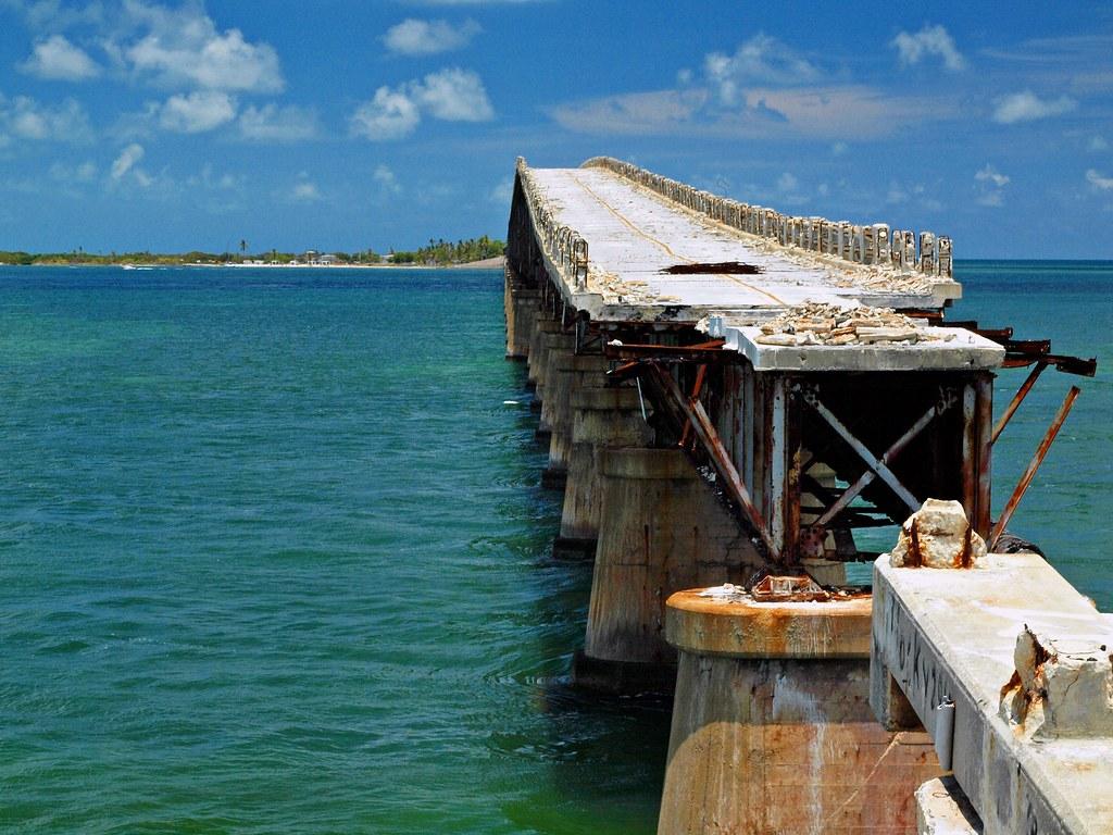 Abandoned Overseas Highway Bridge I Always Thought That