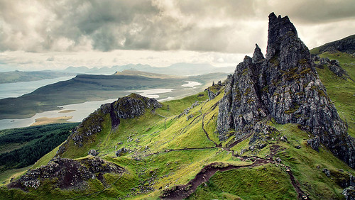 Old Man of Storr | by Youronas