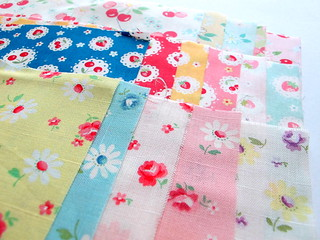 happy mail with beautiful fabric | these are all very ...