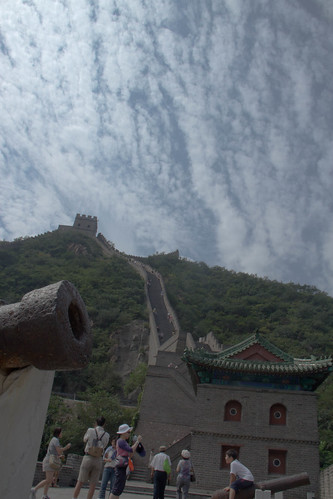 Great Wall of China -- Huanghuacheng, Beijing | by JorizDG