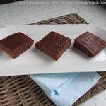 Schokoladenkuchen für Eilige