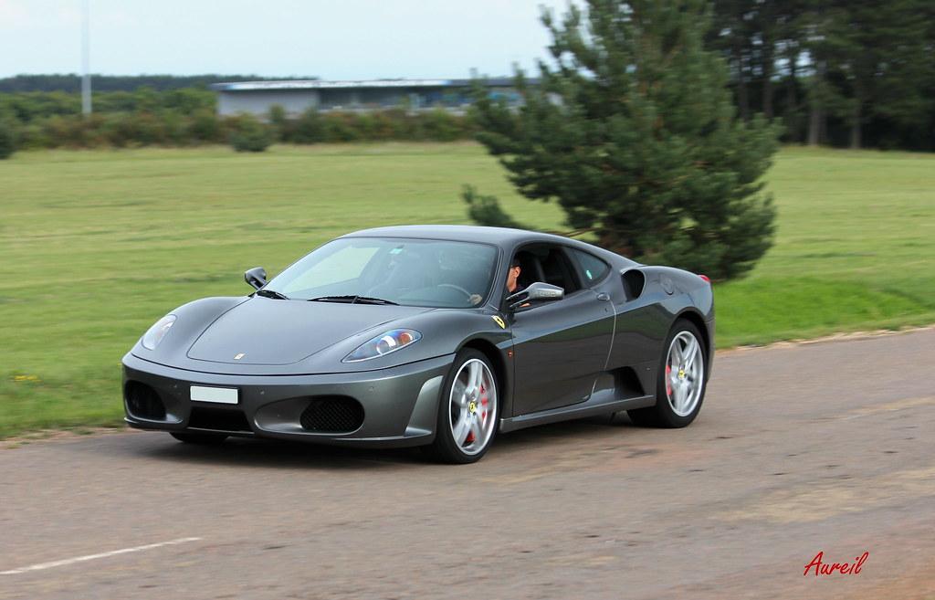 Ferrari F430 Grey Ferrari F430 Grey Aureilferrari Flickr
