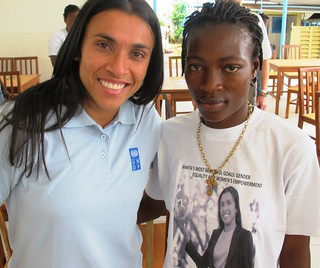 "Marta and ""Marta of Sierra Leone"" 