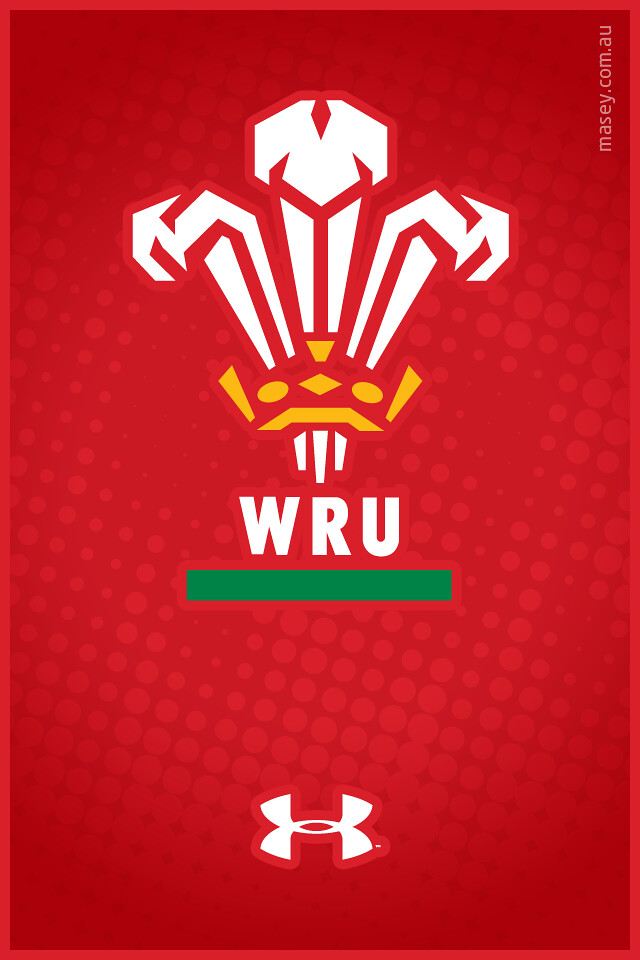 welsh rugby iphone wallpaper splash this wallpaper