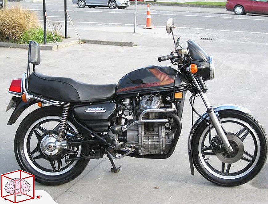 Shaft Drive Chopper : Honda shaft drive motorcycles list reviews
