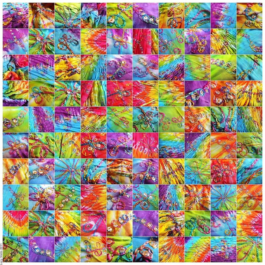 Mosaico tela de colores i a iv 110912 med 1 mosaico t flickr - Mosaico de colores ...