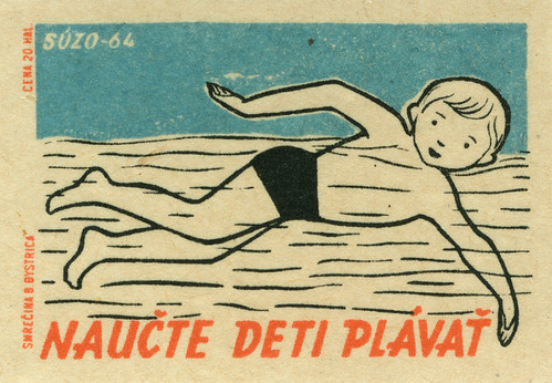 czech matchbox label | by maraid