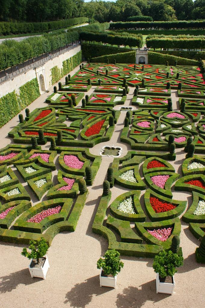 Chateau Villandry \'Love Gardens\' (1) | Karl Gercens | Flickr