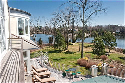 Darien connecticut luxury real estate the cove house for Connecticut luxury real estate