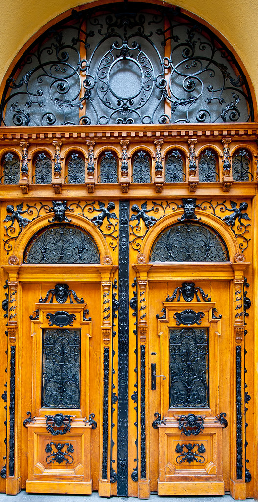 East European Doors Mark Spates Flickr