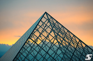 Artificial pyramid | by A.G. Photographe