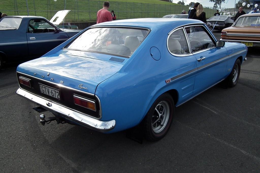 1972 Ford Capri GT 3000 V6 coupe   1972 Ford Capri GT 3000 V ...