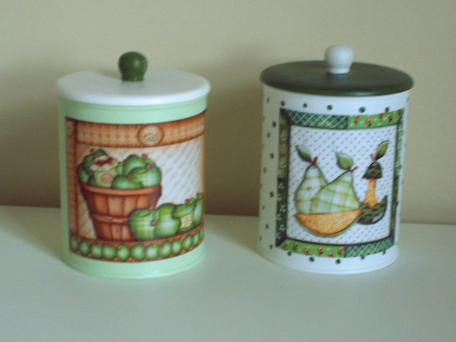 Latas decoradas Flickr - Photo Sharing!