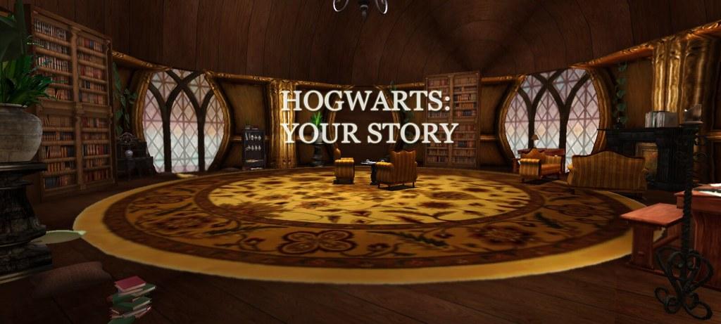 Hufflepuff Common Room | Hogwarts: Your Story (SL) | Flickr