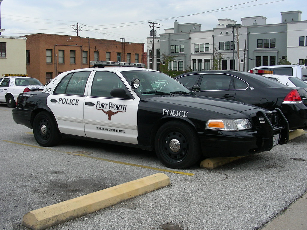 ft worth police ford crown victoria fort worth texas so cal metro flickr. Black Bedroom Furniture Sets. Home Design Ideas
