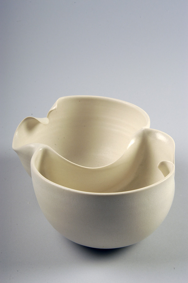 Gwen Heffner Untitled Bowl 1995 99 Purchased In Berea
