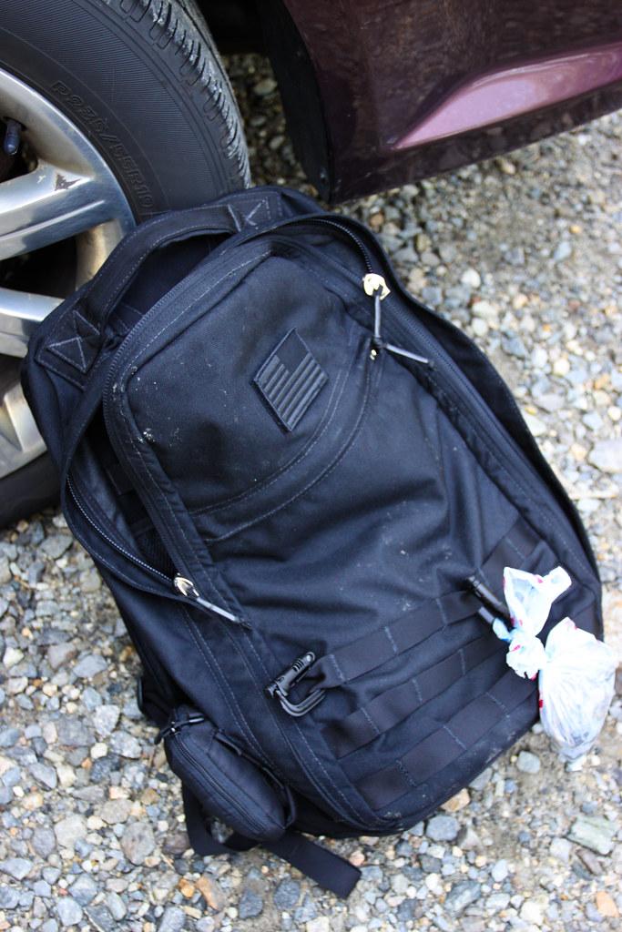 Travel Camera Bag Europe