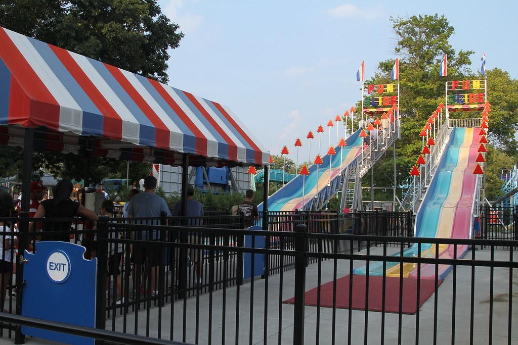 Dutch Wonderland Fun Slide Dutch Wonderland Lancaster