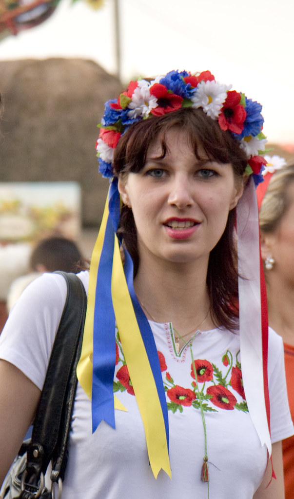 Ukrainian women #3 | Irina Kolos | Flickr