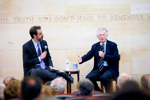 WWL: Live With Ted Koppel | by WNPR - Connecticut Public Radio