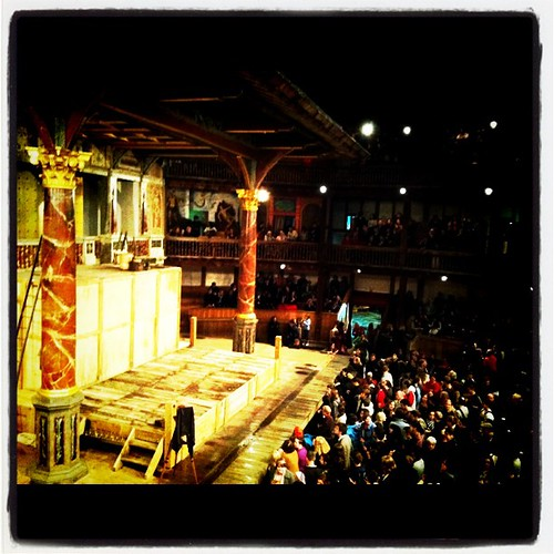As You Like It @ Shakespeare's Globe | by Ania Mendrek
