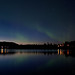 Álftavatn w/a dash of Aurora Borealis