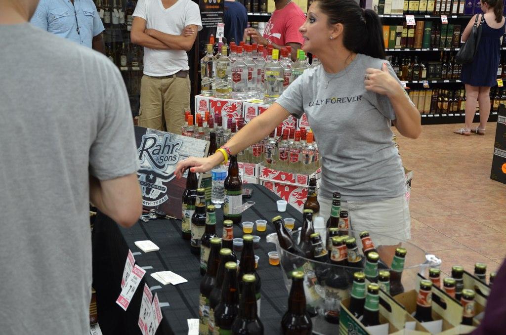 Texas Craft Beer Shirt