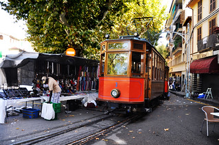 soller tram | by my lala