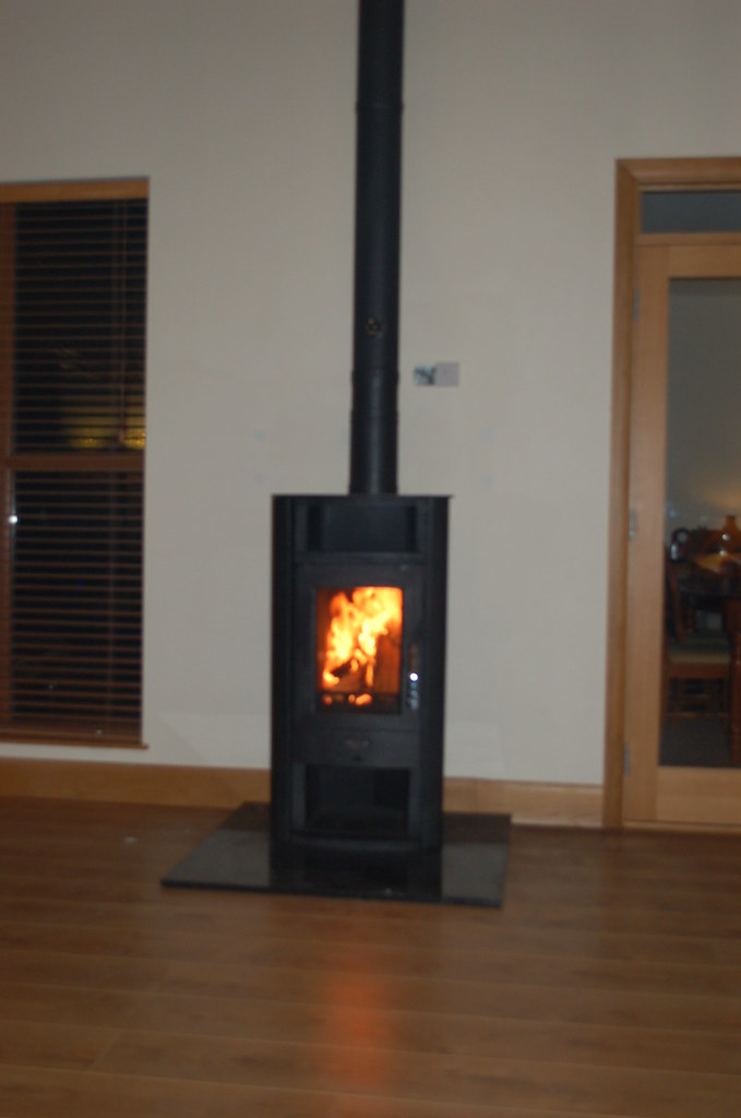 12kw free standing multi fuel stove 12kw stove made by hor flickr