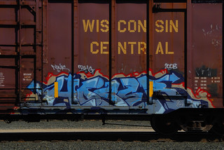 Wisconsin Central Hoser | by All Seeing