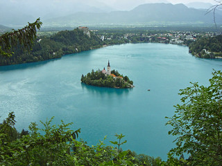 Lake of Bled, Slovenia | by Ferry Vermeer
