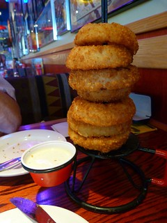 Red Robin Onion Ring Tower | by Rusty Clark ~ 100K Photos