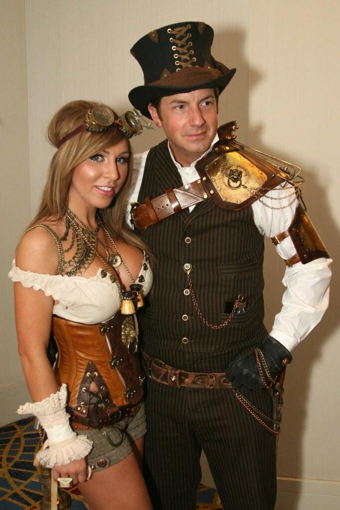 steampunk gentlemen prefer corsets i mean blondes flickr. Black Bedroom Furniture Sets. Home Design Ideas