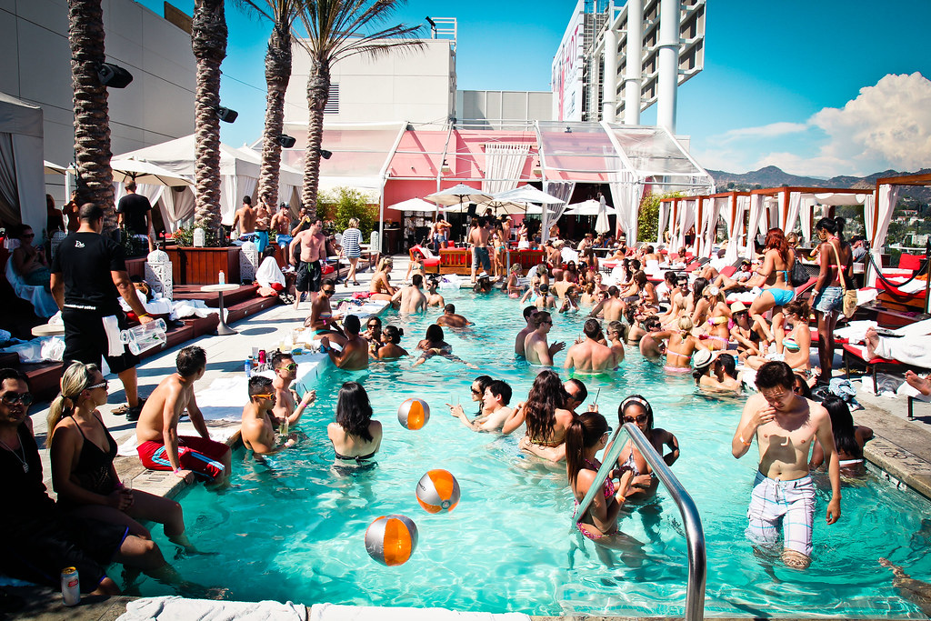 summer pool tumblr. CPX Interactive End Of Summer Pool Party | By CPXi Tumblr