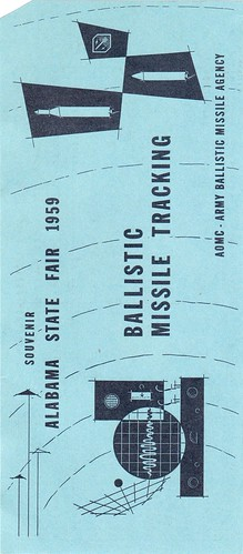 Ballistic Missile Tracking souvenir binary card | by Hot Meteor