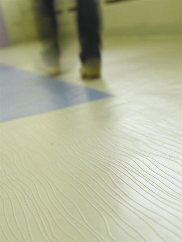 Roundel Solid Rubber Flooring Bamboo Not Only Does