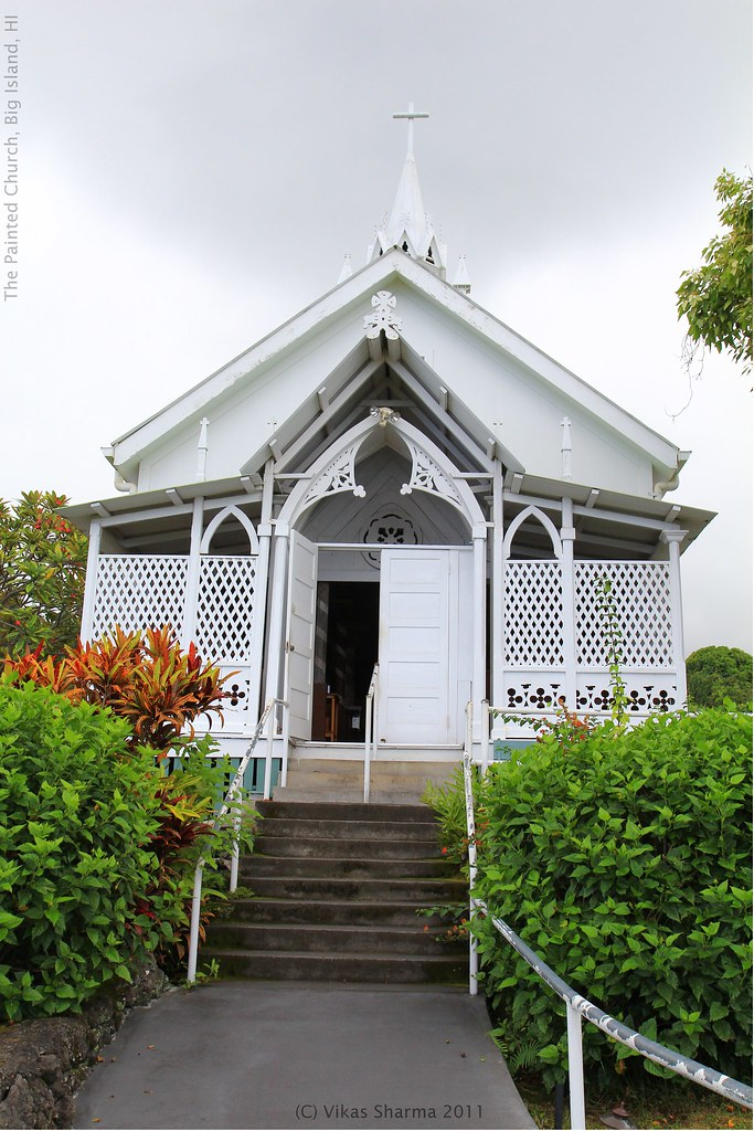 Church Hawaii Big Island
